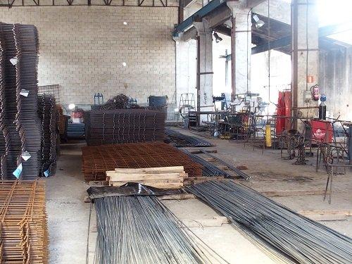 Almacén de hierros en bilbao